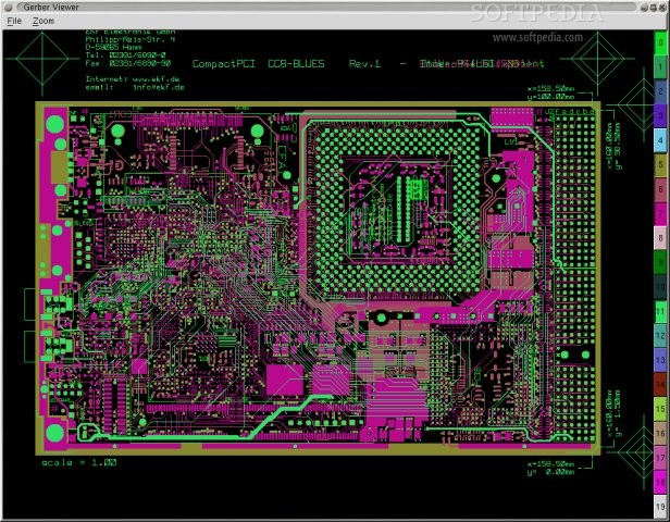 Amazing Pcb Viewer Contemporary - Electrical Circuit Diagram Ideas ...