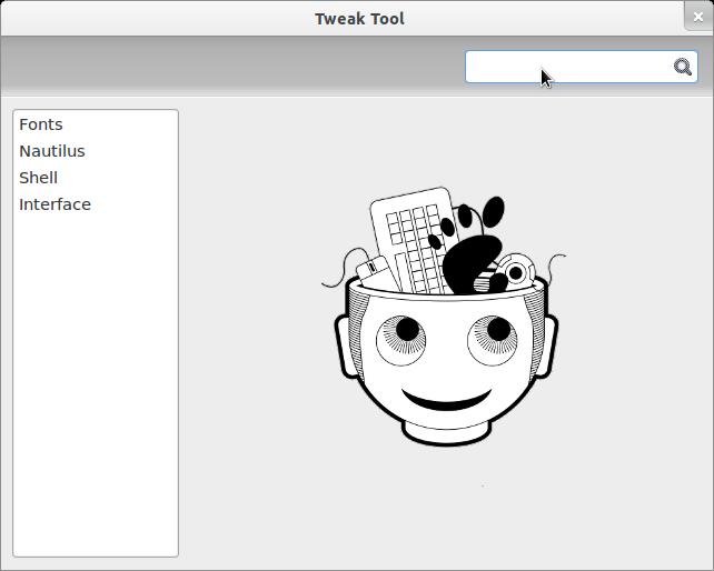 How to change themes on ubuntu with gnome tweak tool.