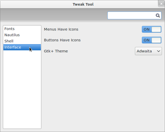 Install gnome tweak tool in ubuntu 12. 04 precise pangolin/ubuntu.