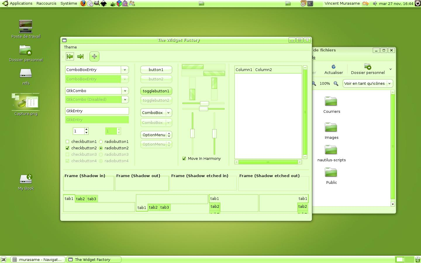 Green lemon murrina screenshot 2