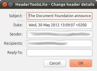 Header Tools Lite screenshot 2
