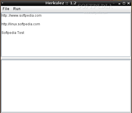 Herkulez screenshot 1