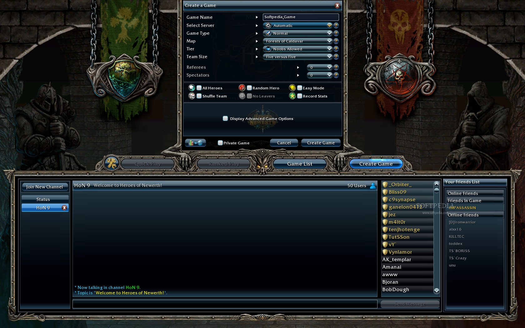 Heroes of Newerth screenshot 7