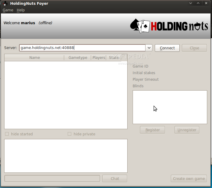 HoldingNuts screenshot 4