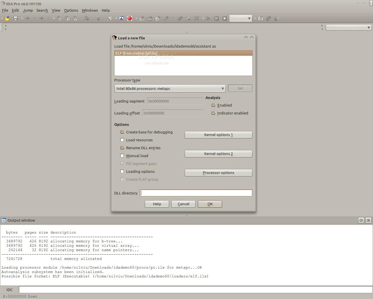 Download IDA Pro Linux 6 0 101130