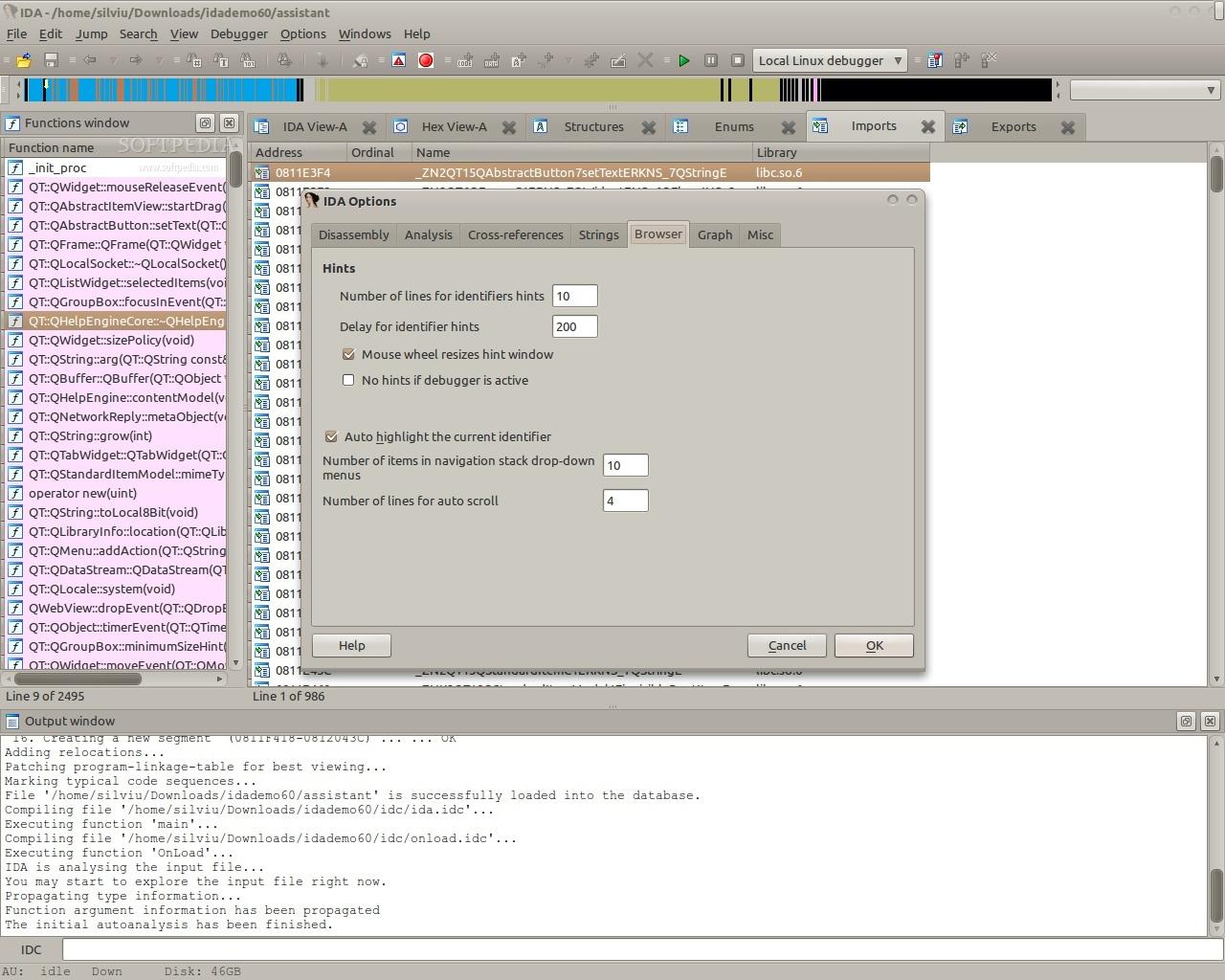 Ida linux download