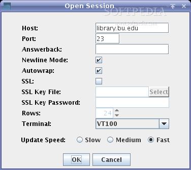 Download Jagacy VT100/VT220 Emulator Linux 2 1