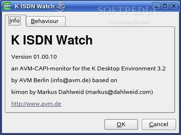 K ISDN Watch screenshot 2
