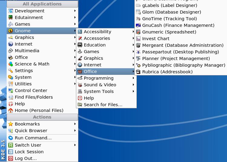 Download K Menu Gnome Linux 1 2 3