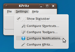 KFritz screenshot 1