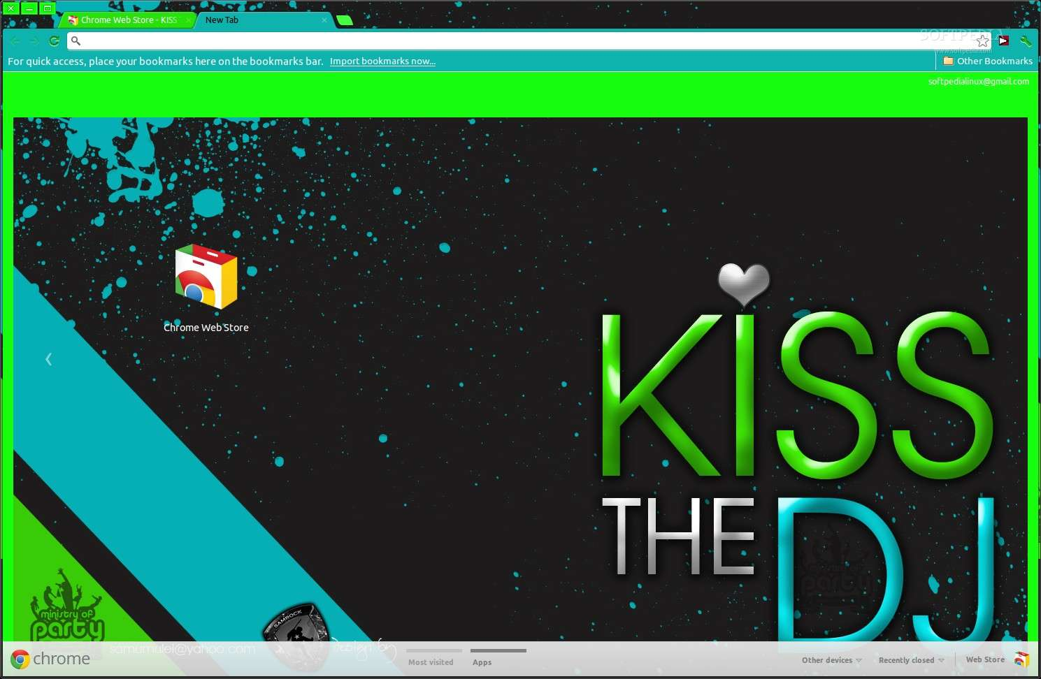 KISS THE DJ screenshot 1