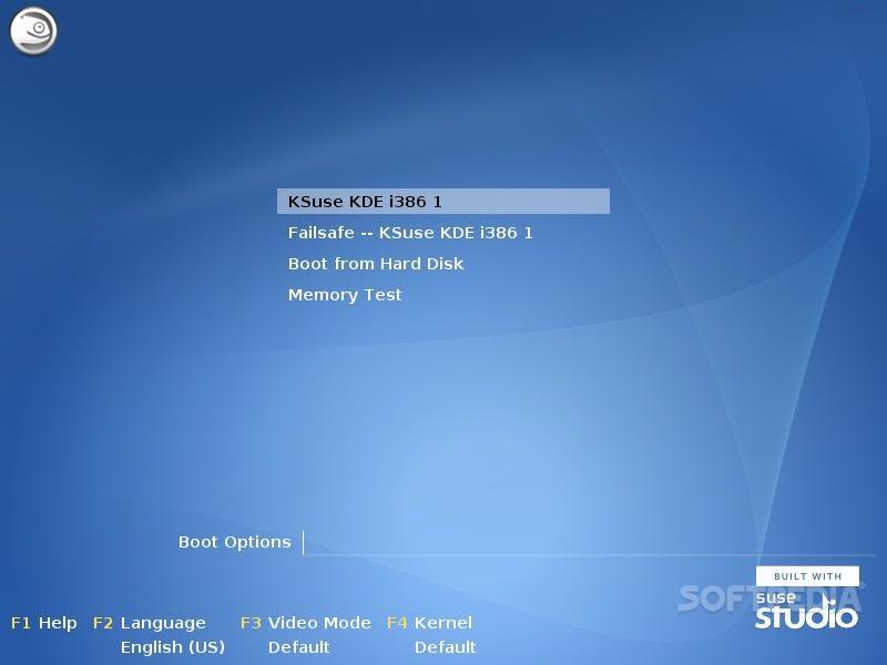 Download KSuse KDE 1 0 1