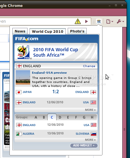 Latest Fifa News screenshot 2