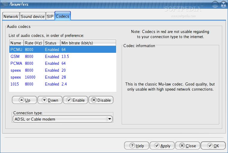 Download Linphone Linux 4 0