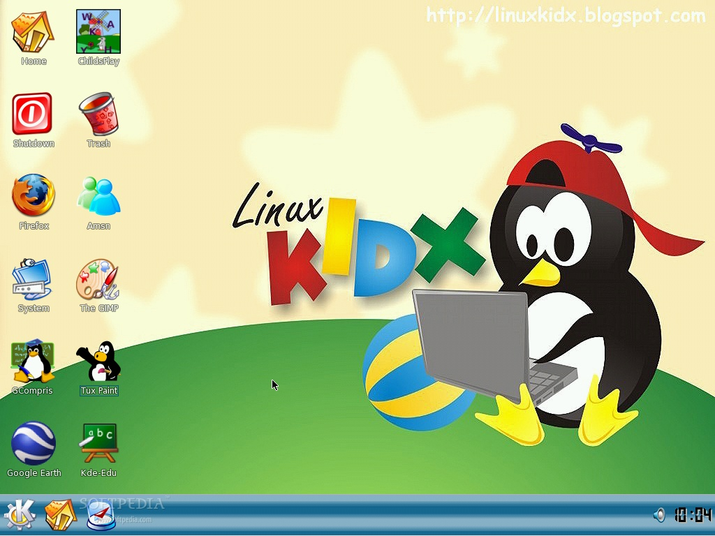 childsplay linux