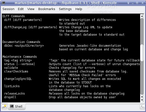 Download LiquiBase Linux 3 3 5