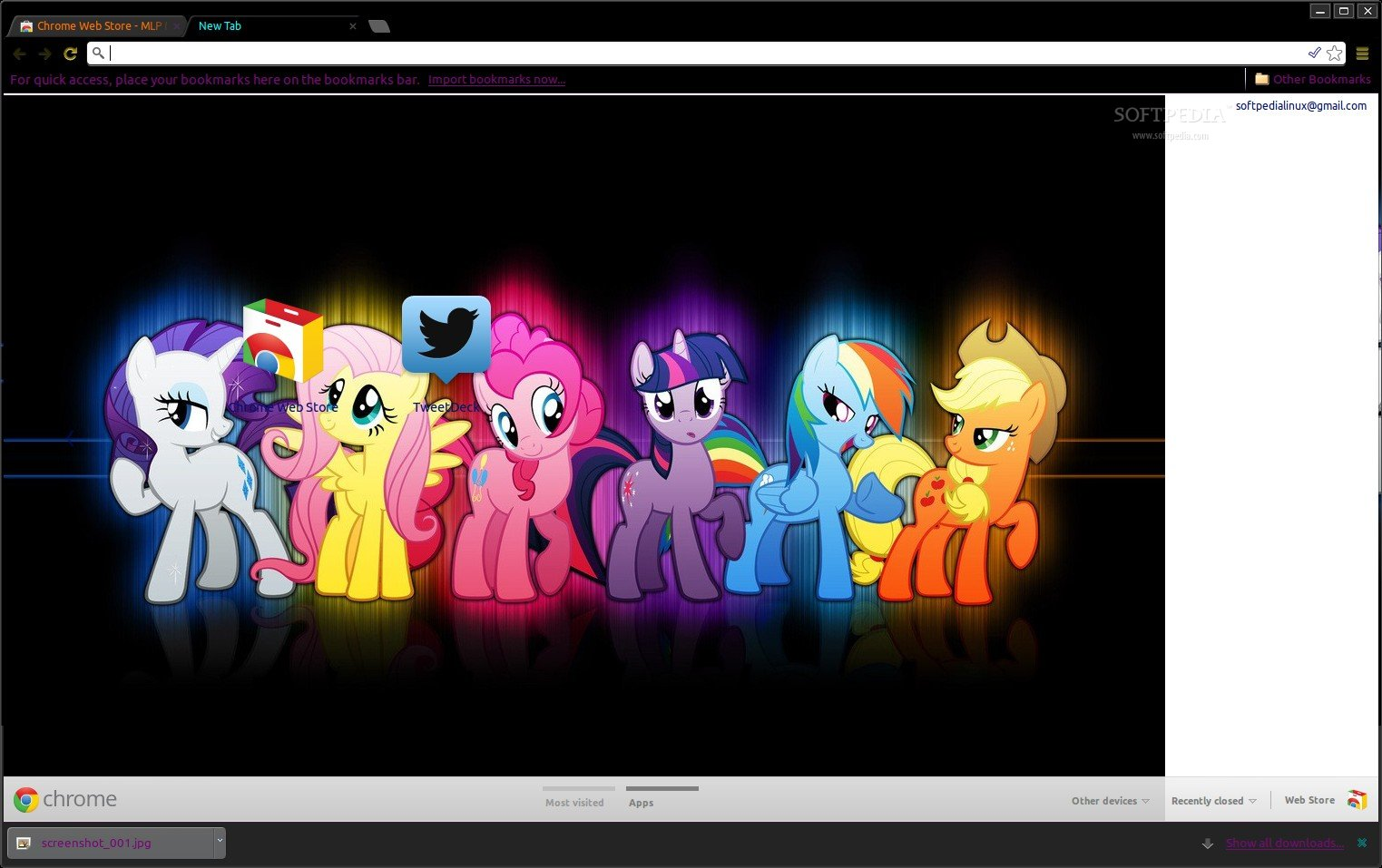 MLP Main 6 screenshot 1