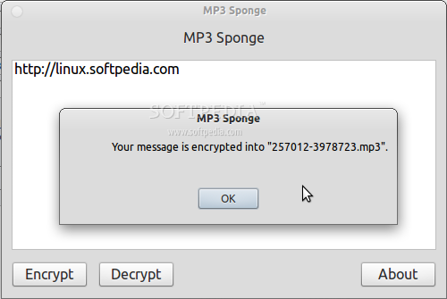 MP3 Sponge screenshot 2
