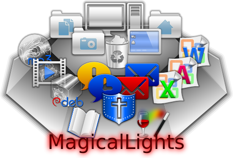MagicalLights screenshot 1