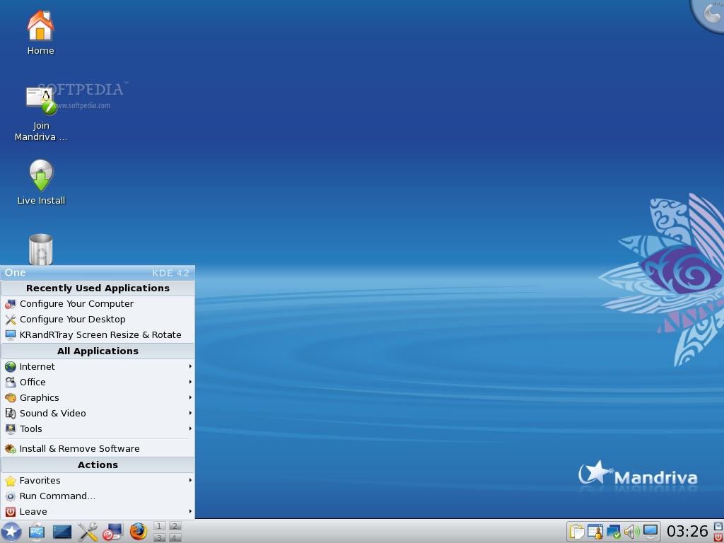 mandriva linux 2010.2
