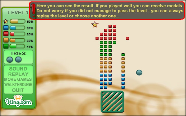 Meloball screenshot 1