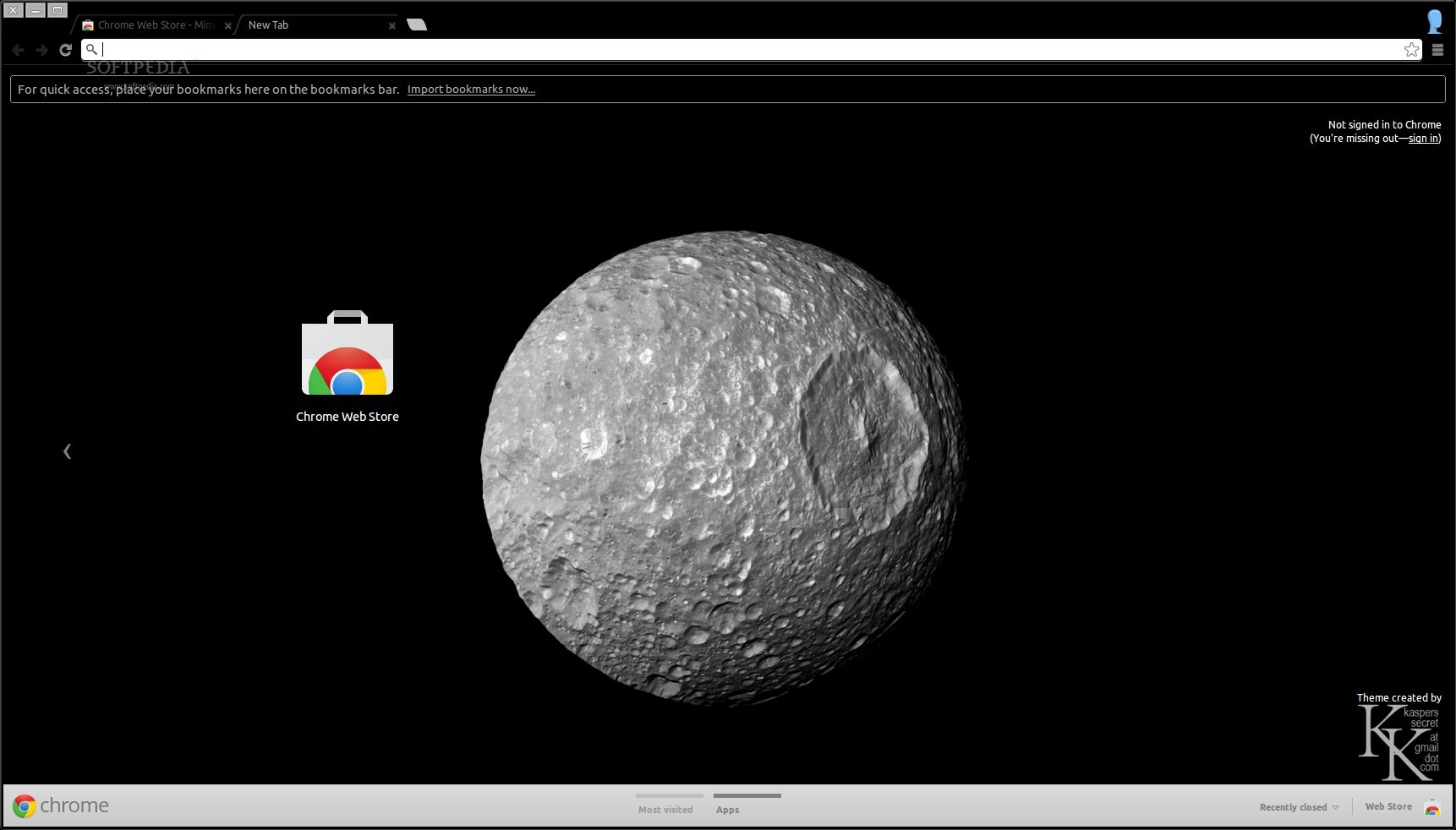 Saturn's Moon Mimas Temperature (page 2) - Pics about space