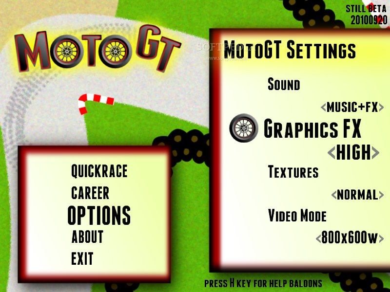 MotoGT screenshot 2