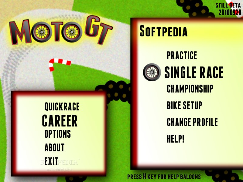 MotoGT screenshot 3