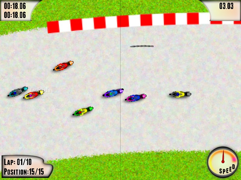 MotoGT screenshot 4