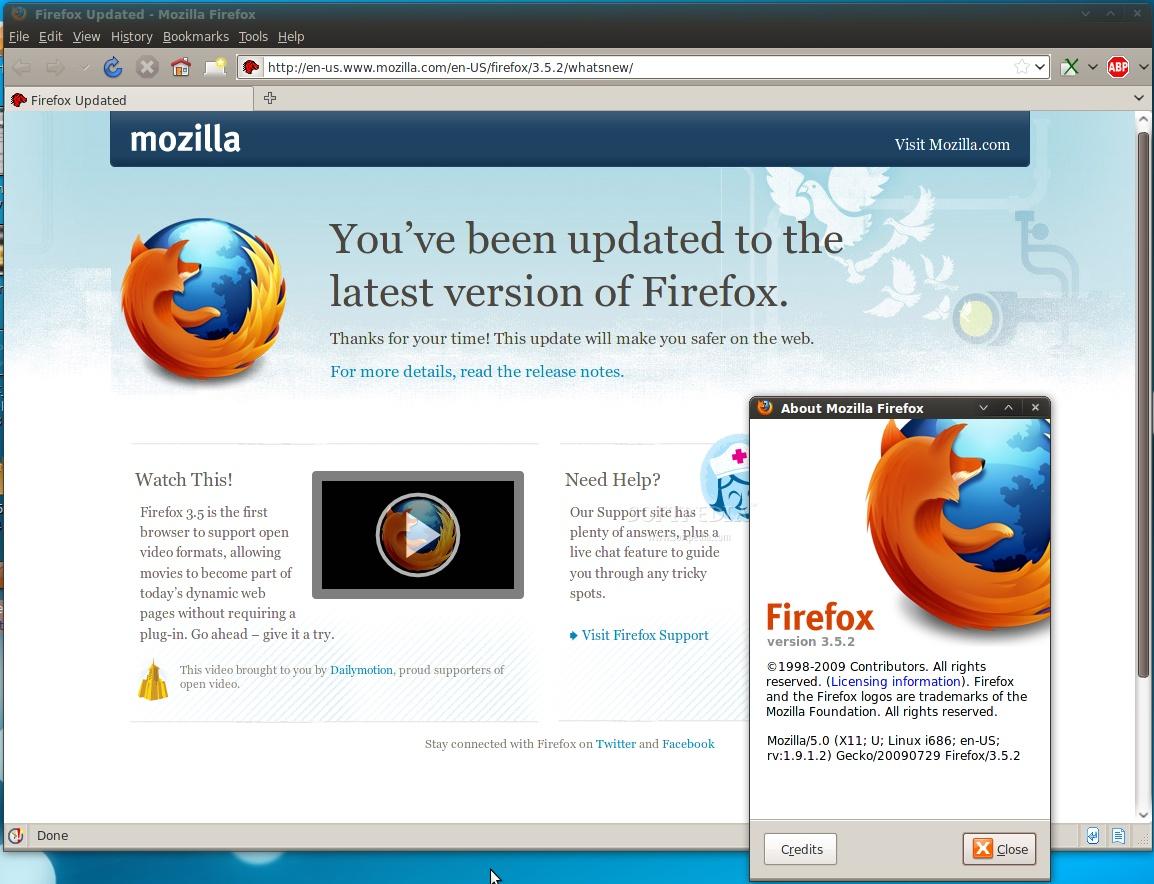 mozilla firefox 25.0.1