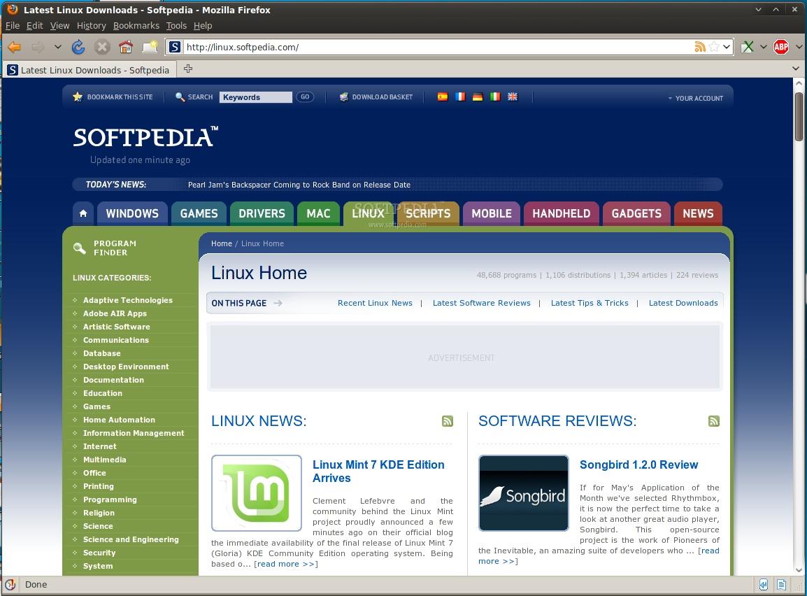 Download Mozilla Firefox Linux 69 0 / 70 0 Beta 3