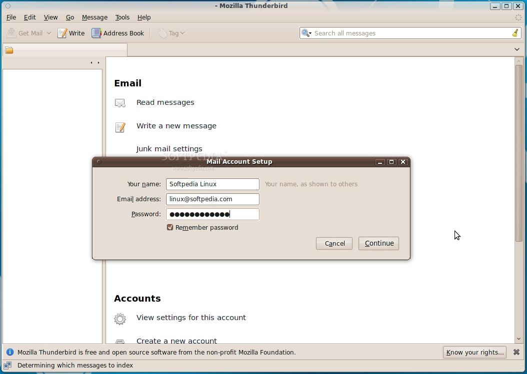 descargar mozilla thunderbird 2.0.0.24 español