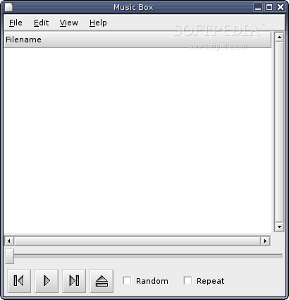 Musicbox screenshot 2