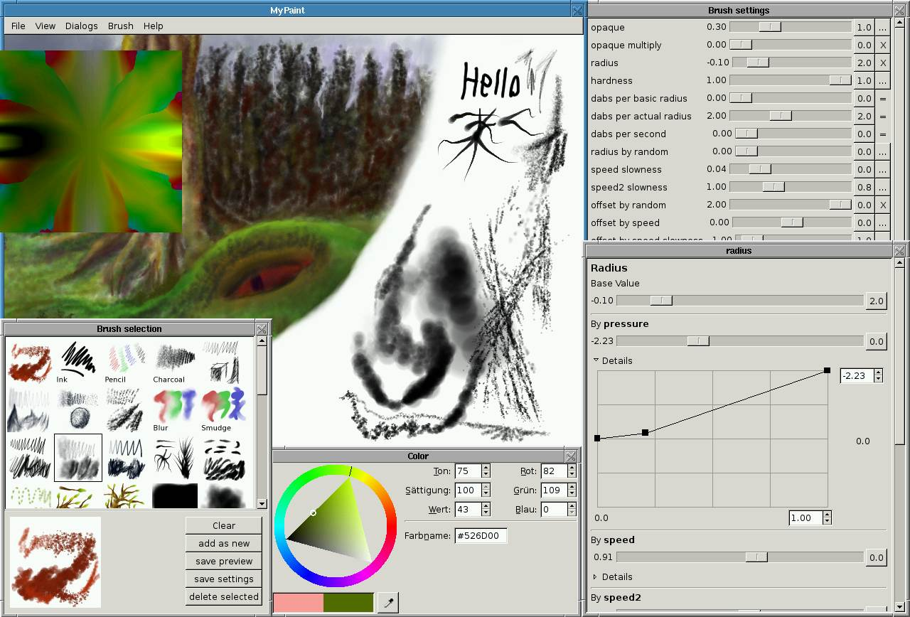 Mypaint download linux softpedia linux Paint for linux