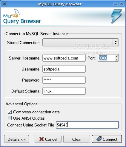 mysql query browser 1.2.17