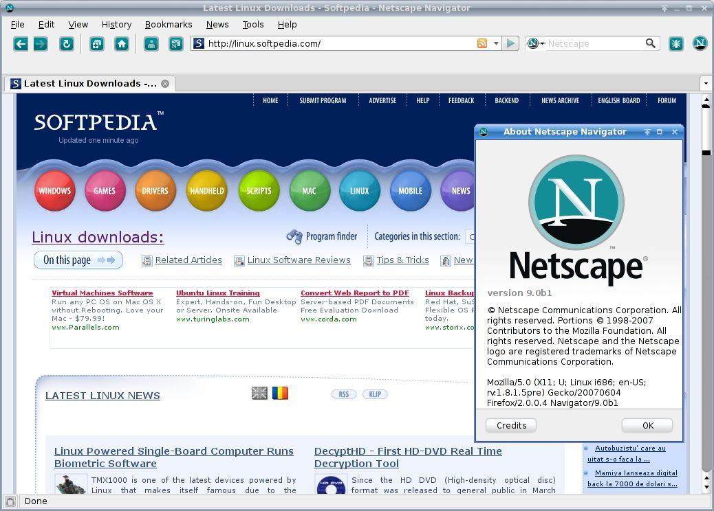 9.0.0.6 NAVIGATOR TÉLÉCHARGER NETSCAPE