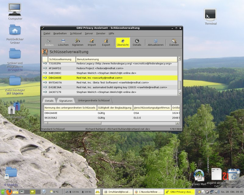 Nuvola-Yellow screenshot 2