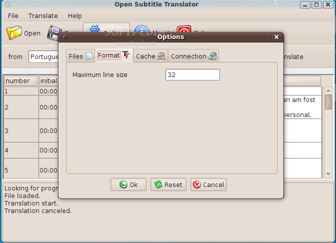 Download Open Subtitle Translator Linux 2 2