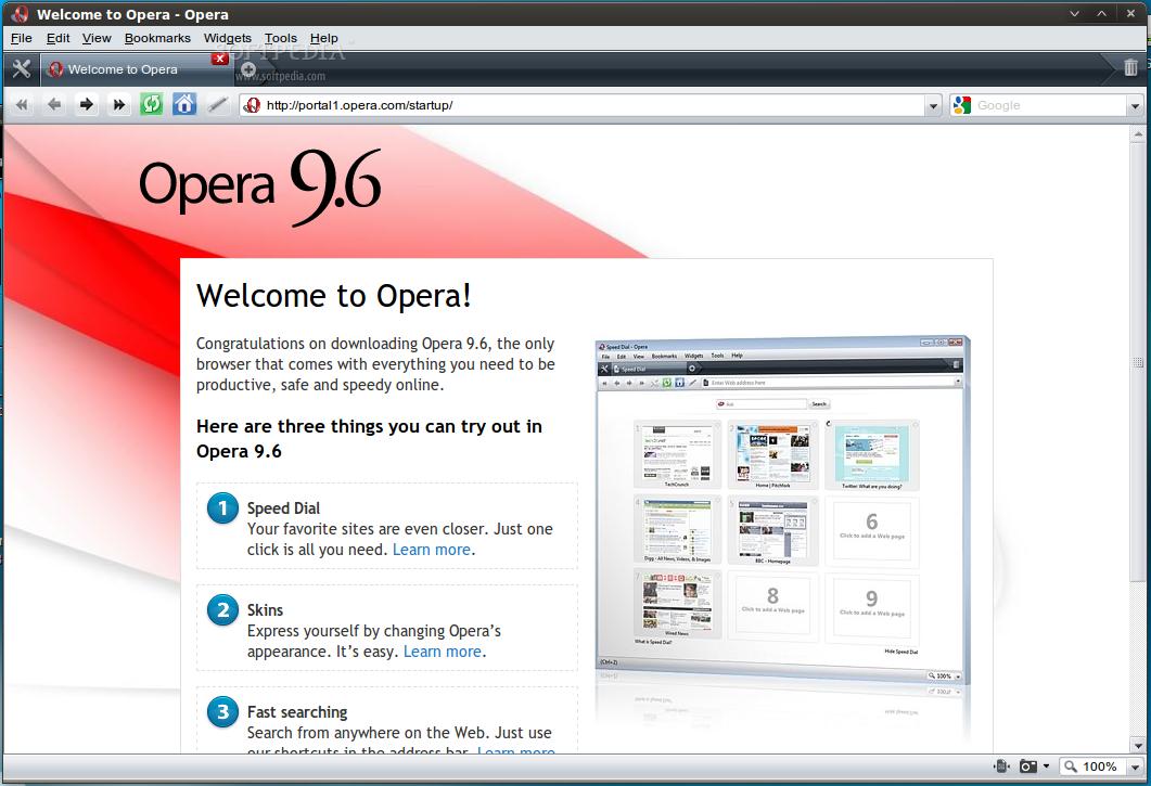opera 9.64