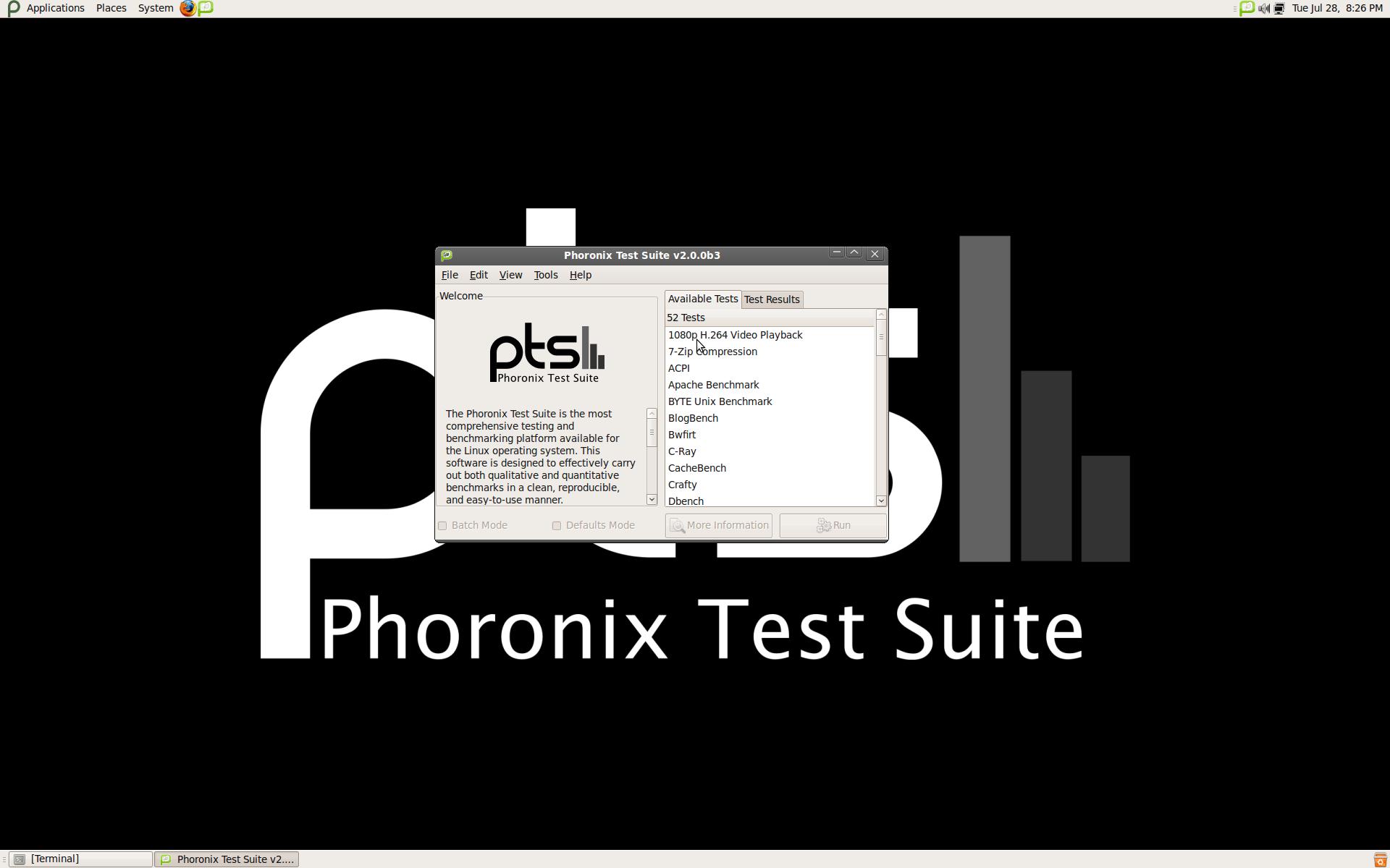 Download PTS Desktop Live 2010 1