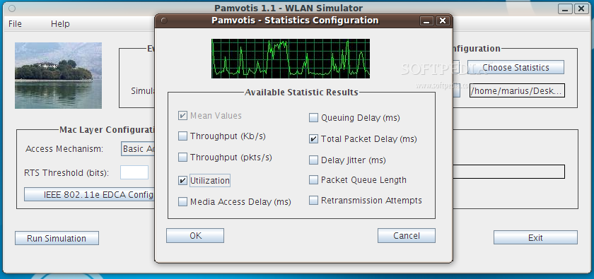 Pamvotis screenshot 4