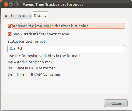 Paymo Time Tracker screenshot 2