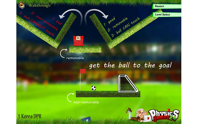 Physics Cup screenshot 1