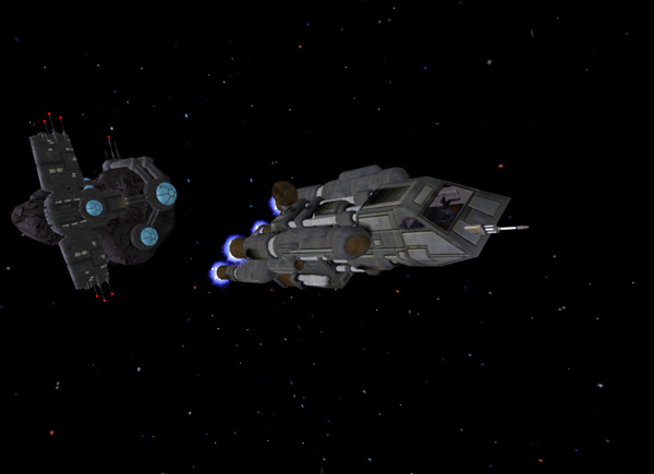 Privateer Gemini Gold screenshot 2