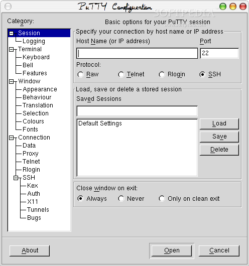 Putty Download Linux Softpedia Linux