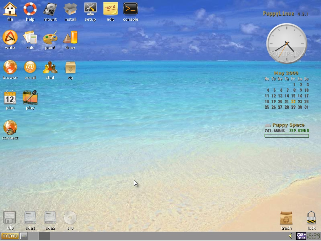 puppy linux 4.3.1