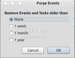 Purge Events screenshot 1
