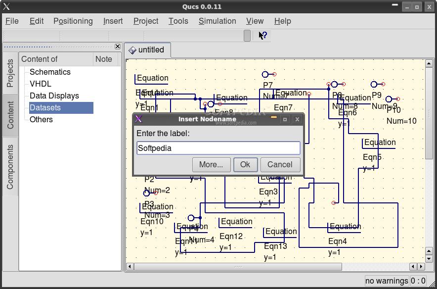 Download Quite Universal Circuit Simulator Linux 0.0.16