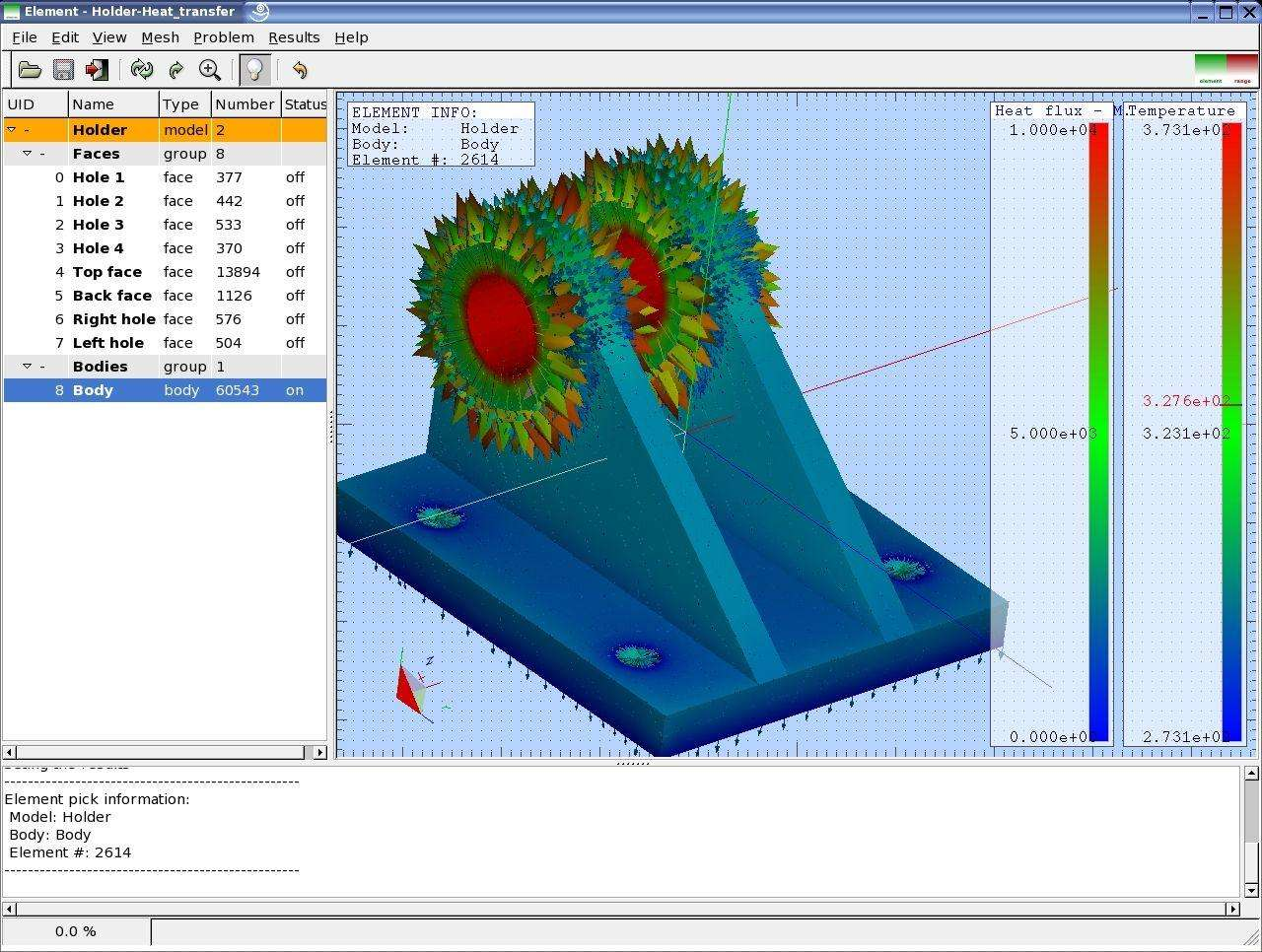 Range Software package screenshot 3