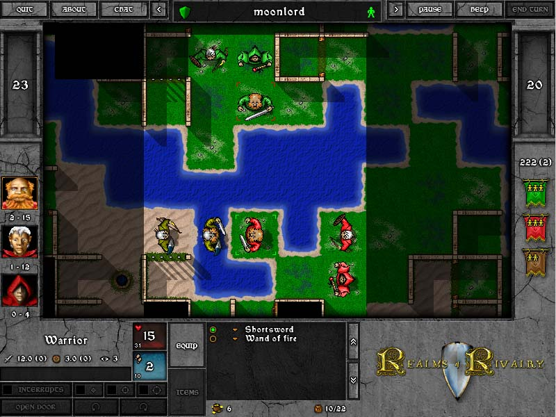 Realms of Rivalry screenshot 2